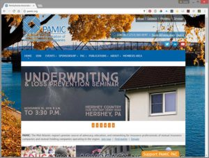 PAMIC's Mobile-Friendly Website is Live